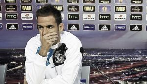"""Fernando Navarro: """"Mañana seguro que nos espera un rival durísimo"""""""