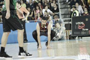 Juan Carlos Navarro, baja para el segundo partido