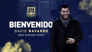 David Navarro será el nuevo secretario técnico