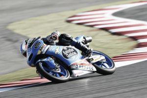 Jorge Navarro se estrena en Silverstone