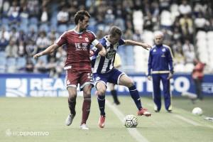 El Dépor arranca un punto inmerecido de San Sebastián