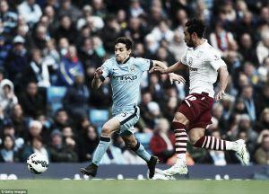 Manchester City 3-2 Aston Villa: City Player Ratings
