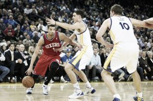 Philadelphia 76ers vs Golden State Warriors en vivo y en directo online