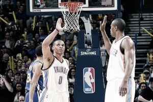 Resumen NBA: Thunder y Cavaliers brillan; los Hawks se convierten en el equipo con más triunfos