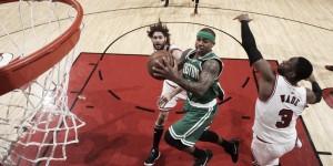 Após duas derrotas seguidas em casa, Celtics reagem e vencem Bulls