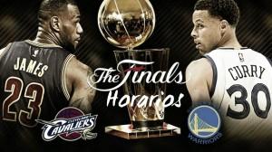 Finales NBA 2017: dónde y cuándo ver los partidos