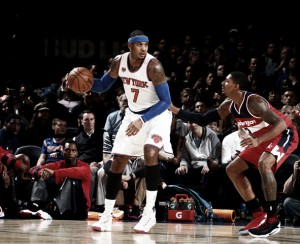 El tiro libre da la victoria a los Knicks