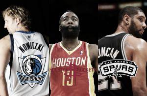 NBA preview, ep. 9: Houston Rockets, Dallas Mavericks, San Antonio Spurs