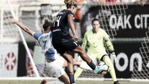Result and Scores of North Carolina Courage 2-3 Orlando Pride in 2017 NWSL Match