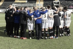 Notts County Ladies 3-2 Liverpool Ladies: Lady Pies up to fourth after first win of campaign
