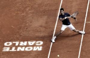 Atp Montecarlo, Djokovic avanti a fatica. Fuori Tsonga, ok Goffin e Pouille
