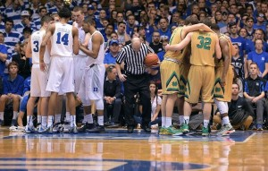 ACC Tournament: Notre Dame Fighting Irish Come From Behind, Beat Duke Blue Devils In Overtime