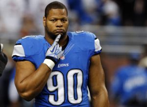 Why The Detroit Lions Must Re-sign Or Tag Ndamukong Suh