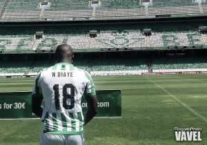 N'Diaye se perderá los encuentros ante Las Palmas y Lugo