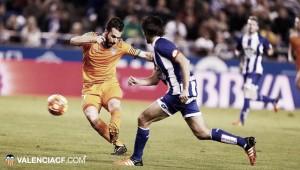 Negredo estrena capitanía con gol