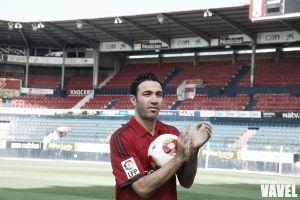 Osasuna recibe el transfer de Nekounam