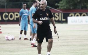 Sem Raul Prata, Nelsinho Baptista praticamente define Sport para jogo contra Atlético Tucumán