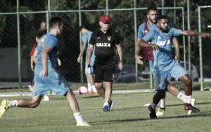 Apesar de novidades, Nelsinho deve manter titulares do Sport contra Central