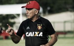 """Nelsinho pede atenção ao Sport e destaca qualidades do Central: """"São bem entrosados"""""""