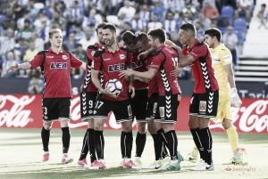 CD Leganés - Deportivo Alavés:puntuaciones del alavés, 38ª jornada de La Liga