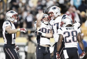 New England Patriots pick up win in Pittsburgh against the Steelers, 27-16