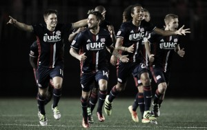 2016 Lamar Hunt U.S. Open Cup: The New England Revolution will win the final because...