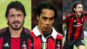 Winds of change at Milan: Alessandro Nesta, Gennaro Gattuso and Filippo Inzaghi confirm exits