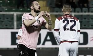 Palermo, Nestorovski fa il leader e svela la sua scaramanzia