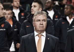 Netherlands vs Latvia: All or nothing for Hiddink