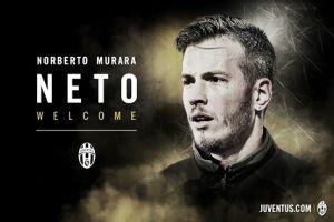 Neto-Juve, finalmente l'ufficialità