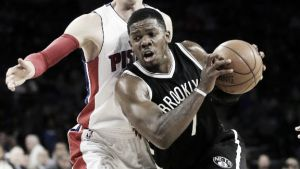 Un Joe Johnson monumentale trascina i Nets alla prima W