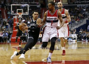 Brooklyn Nets Lose 10th Straight Road Game With Defeat Against Washington Wizards