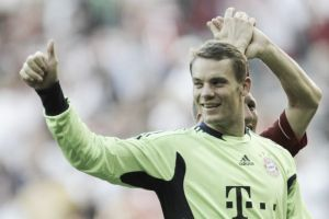Manuel Neuer renueva hasta 2019