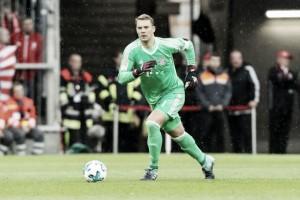 Neuer diz que deve voltar a jogar na segunda metade da Bundesliga e destaca foco na Copa do Mundo