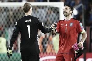 Buffon, Keylor Navas e Neuer disputam prêmio de melhor goleiro da Fifa