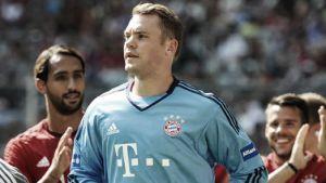 Manuel Neuer busca nuevo reconocimiento