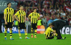 El Dortmund se deja media liga