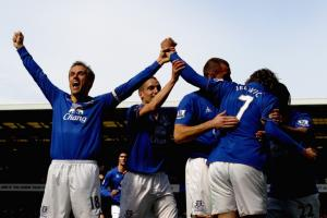 Everton clinch seventh place- and Mersey supremacy