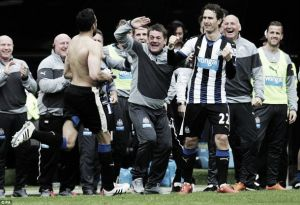 Newcastle avoid the drop and Hull City are relegated from the Premier League