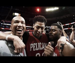 Davis stoppa gli Spurs: i Pelicans sono ai playoff