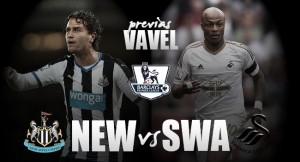 Newcastle - Swansea: la necesidad por salvarse a corto plazo