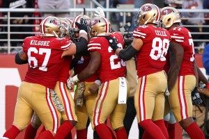 San Francisco 49ers earn first win of the season against the New York Giants