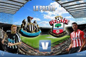 Newcastle United - Southampton: el deseo de ser obstáculo para la revelación