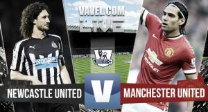 Newcastle vs Manchester United en vivo online (0-1)