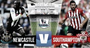 ResultadoNewcastle vs Southampton (2-2)