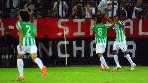 Atlético Nacional sacó la casta y venció a Newells en Rosario