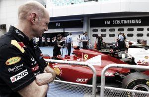 El futuro de Adrian Newey: ¿Red Bull? ¿Ferrari? ¿Año sabático?