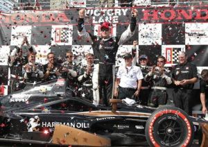 IndyCar: Newgarden And CFH Racing Carrying Momentum Into Indy