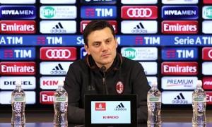 """Milan, Montella in conferenza: """"Romagnoli ho pochissime speranze di recuperarlo"""""""