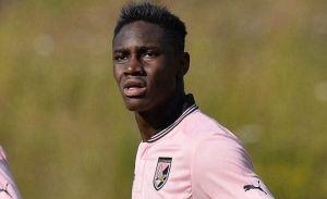 Palermo, il giovane Malele in prestito alla Virtus Entella